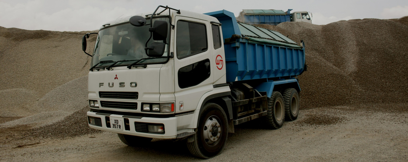 Cement Tankers, Lorry Cranes, Mixer Trucks, Prime Movers, Trailers, Roll on Roll off, Tipper trucks, Wheel Loaders