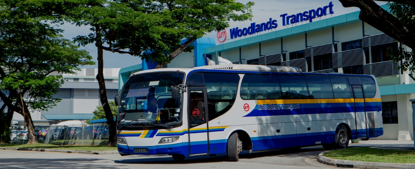 Bus Chartering, School Transport, Corporate Transport, Changi Airport Shuttle